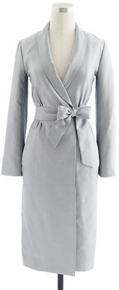 J.Crew Collection organza trench dress