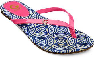G by Guess Women's Shoes, Bayla Flip Flops