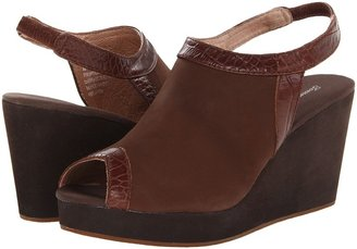 Tommy Bahama Kaleea (Dark Brown) - Footwear