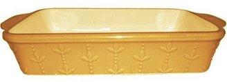 Signature Housewares 13-in. Sorrento Rectangular Baker, Wheat
