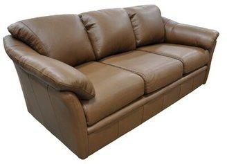 Omnia Leather Salerno Sleeper Sofa Omnia Leather