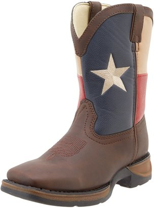 Durango BT246 Lil' 8 Inch Texas Flag