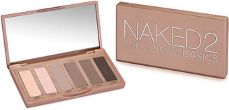 Urban Decay Naked2 Basics Eyeshadow Palette $29 thestylecure.com