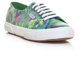 House of Holland Superga X Tie-dye print 2750 trainers