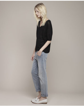 Band Of Outsiders slouchy knit tee