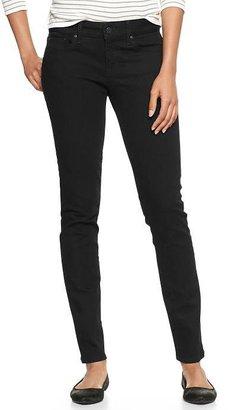 Gap 1969 Always Skinny Black Jeans