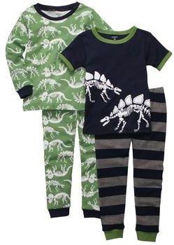 Carter's Snug Fit Cotton 4-Piece PJs