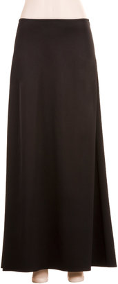 Max Studio Satin Maxi Skirt