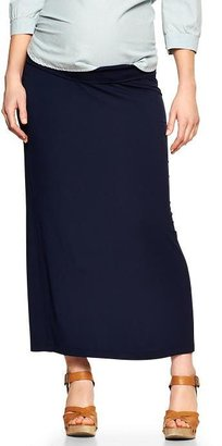 Gap Foldover long skirt