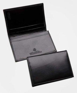 Brooks Brothers (ブルックス ブラザーズ) - フレンチカーフ カードケース