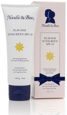 Noodle & Boo Play-Day Sunscreen