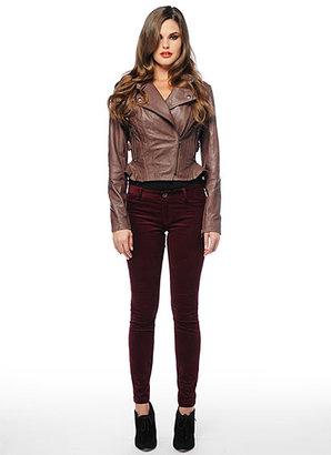 BB Dakota Marley Leather Jacket