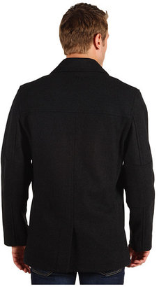 Cole Haan Sporty Wool Pea Coat