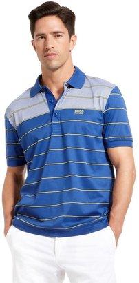 HUGO BOSS 'Paddy' | Modern Fit, Cotton Polo Shirt by BOSS Green