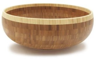 "Totally Bamboo Salad Bowl, 16"" diameter"