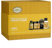 The Art of Shaving Full Size Kit Lemon