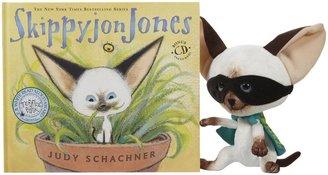 Dutton Juvenile Skippy Jon Jones Paperback Book+Plush