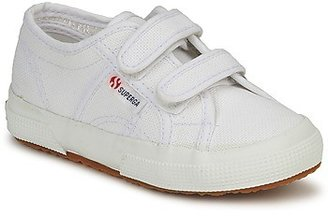 Superga 2750 STRAP girls's Shoes (Trainers) in White