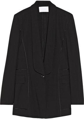 Alexander Wang Crepe blazer