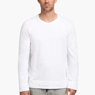 James Perse Vintage Fleece Sweatshirt