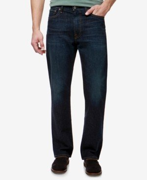 Lucky Brand Men's 181 Relaxed Straight Fit Jeans
