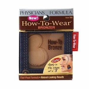 Physicians Formula How-To-Wear Bronzer, Bronzer