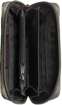 Camo Material Girl Handbag, and Black Studded Wallet