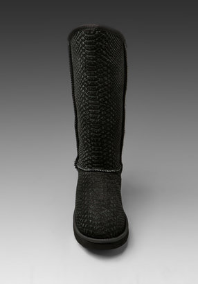 Australia Luxe Collective Cosy Tall Python Boot