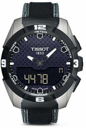 Tissot T-Touch Expert Solar Men's Titanium Watch, 45mm