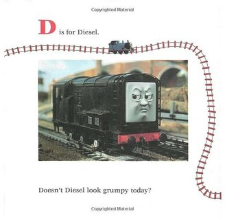 Thomas & Friends Thomas ABC Book