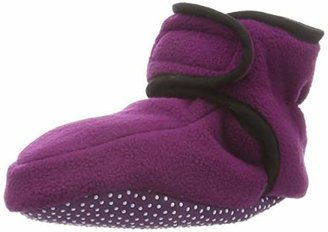 Playshoes GmbH Fleece Baby Shoes, Unisex Babies' Crawling Baby Shoes,1 Child UK ( EU)