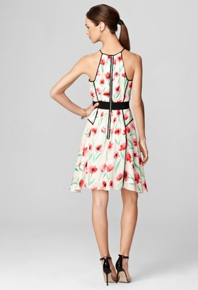 Milly Gillian Gathered Dress