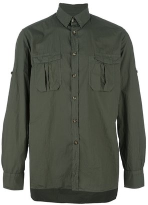 Lanvin long sleeve shirt