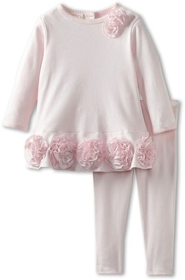 Biscotti Couture Cutie Infant Dress Legging (Infant) (Pink) Girl's Sets