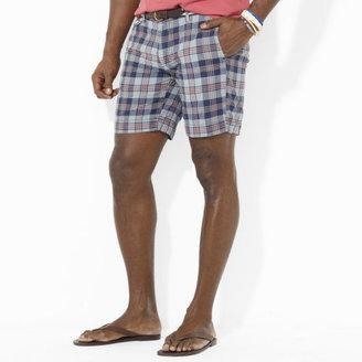 Polo Ralph Lauren Big & Tall Preston Madras Short