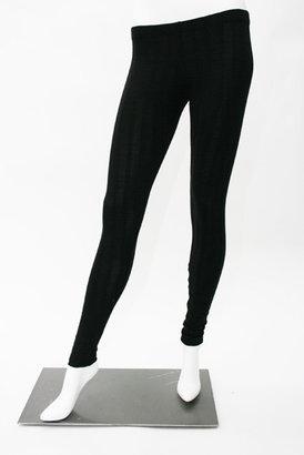 6126 Olivia Ribbed Leggings