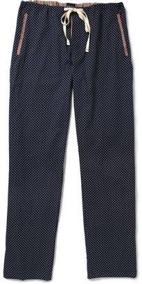 Paul Smith Polka-Dot Cotton Pyjama Trousers