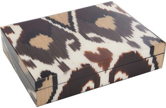 Madeline Weinrib Large Brindle Mor Box