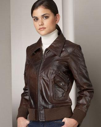 Eileen Fisher Petite Straight Merino Wool Crewneck Tunic