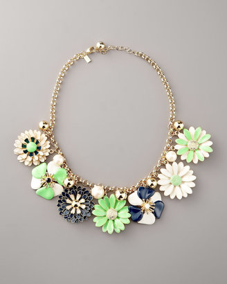 Kate Spade Posey Park Statement Necklace