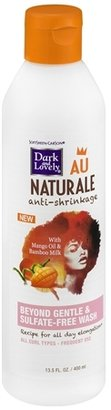 Dark and Lovely Au Naturale Sulphate Free Shampoo