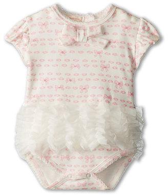 Biscotti Bows for Baby One-Piece (Newborn)