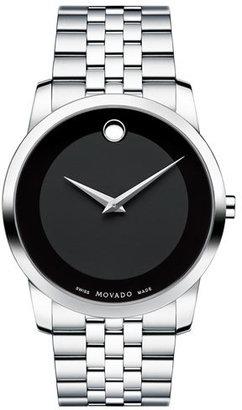 Men's Movado 'Museum' Bracelet Watch, 40Mm $795 thestylecure.com