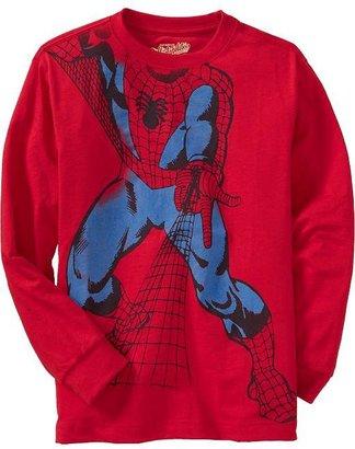 Spiderman Boys Marvel Comics™ Tees