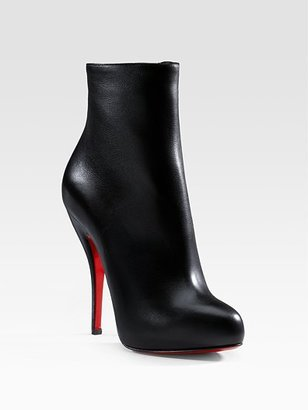 Christian Louboutin Feticha Ankle Boots