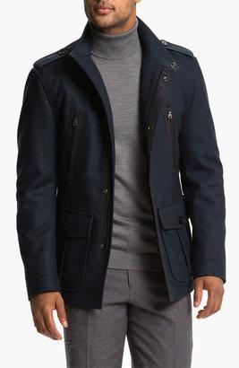 Boss Black 'Ciffom' Wool Jacket