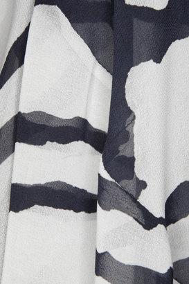 Fallon Preen by Thornton Bregazzi printed georgette dress