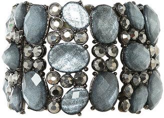Arden B Jewel Stone Stretch Bracelet