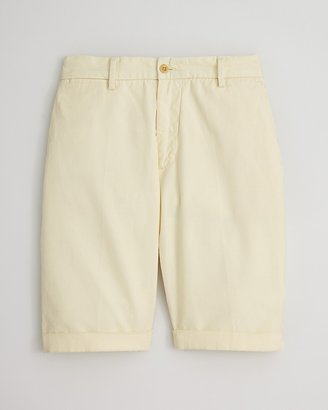 Gant Solid Canvas Shorts