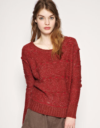 Asos Tail Back Sweater